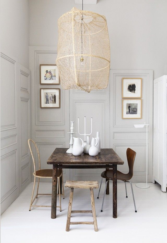 Cast a flattering glow on your dining companions while creating a focal point by incorporating interesting light fixtures in unusual shapes and scales. If you have the ability, layer your lighting...