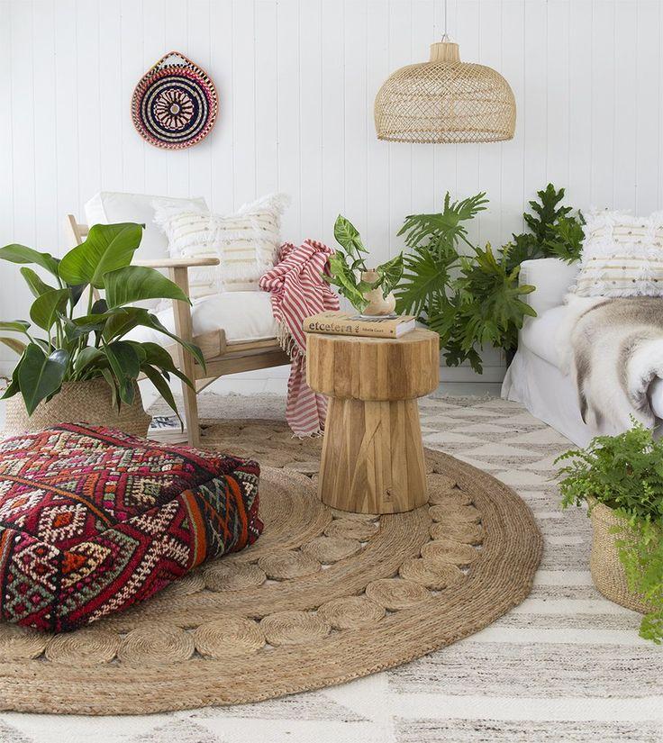 Moroccan Vintage  Floor Cushion - Nahla