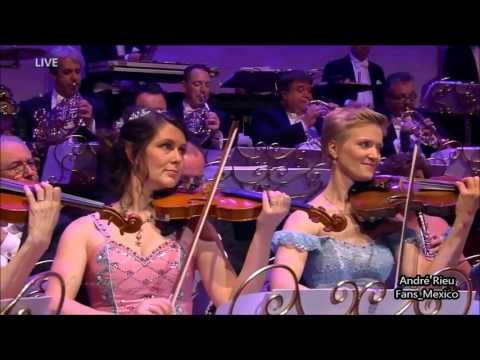 André Rieu in Semperopenball 2017 - YouTube