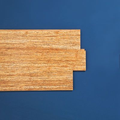 Bamboo Wood Flooring--explains the difference between high-end and budget bamboo flooring