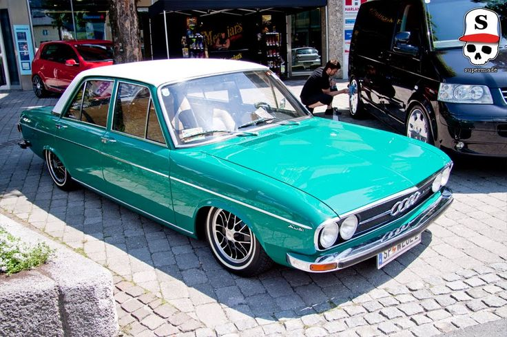 1977 C1 Audi 100LS - Barn Find - Mighty Car Mods Official Forum
