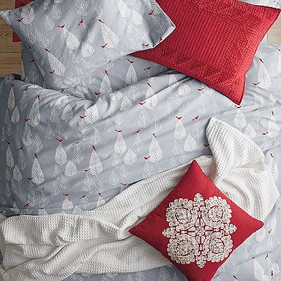 Winter Wood Flannel Sheets Amp Bedding Set The Company