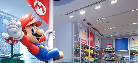 Nintendo Store NY closing second floor on Feb. 12th, 13th for 'private event'