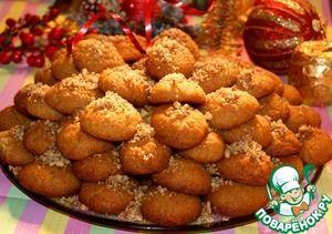 """Греческое рождественское печенье-""""Меломакарона"""""""