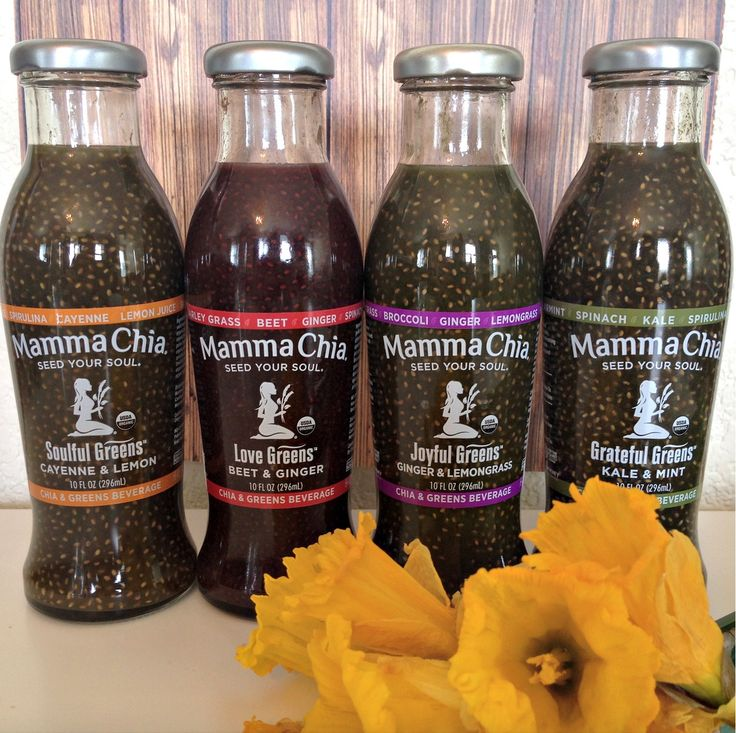 Mamma Chia Benefits of Chia Seeds | Crunchy Beach Mama