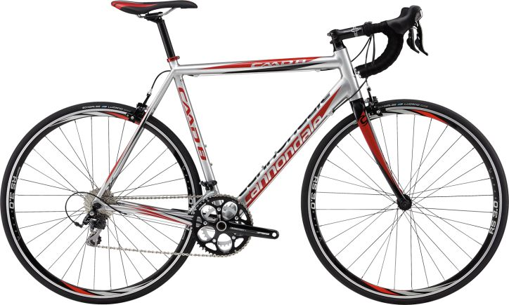 Cannondale CAAD8 5 105 Road Bike Review