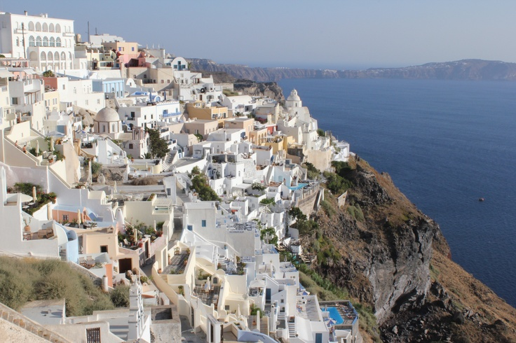 Santirini, Thira..  You only live once, live the most of it!!