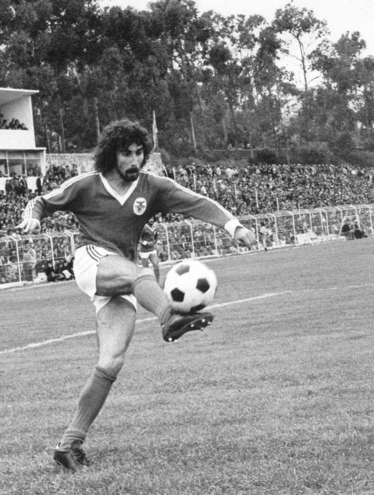 No Benfica entre 1973-77, Mário Moínhos!