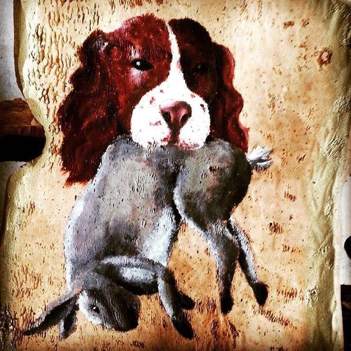 by http://ift.tt/1OJSkeg - Sardegna turismo by italylandscape.com #traveloffers #holiday | Cane da caccia dipinto su sughero #sughero #artigianatocreativo #artigianato #agriturismi #cork #corks #lanuovasardegna #unionesarda #caccia #canidacaccia #sardinia #art #artigianatosardo Foto presente anche su http://ift.tt/1tOf9XD | February 20 2016 at 11:57PM (ph faustosanna ) | #traveloffers #holiday | INSERISCI ANCHE TU offerte di turismo in Sardegna http://ift.tt/23nmf3B -