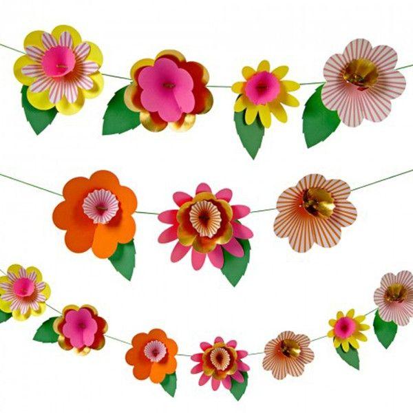 Kit de Guirlande Fleurs