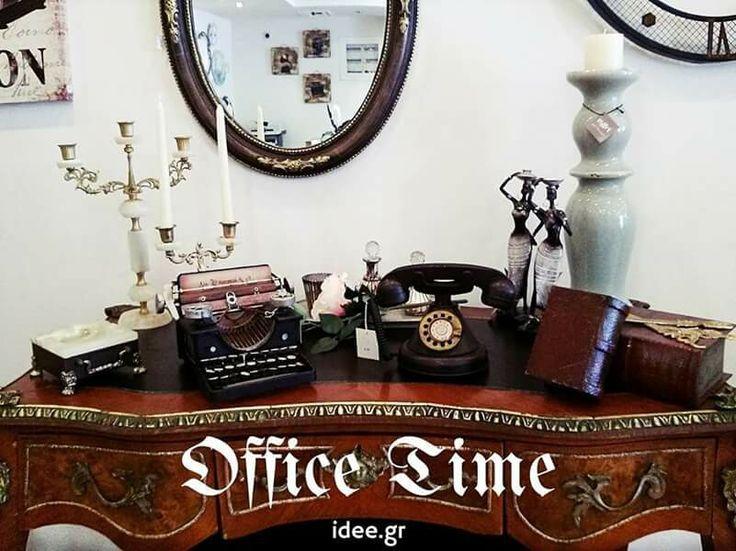 Vintage office time!