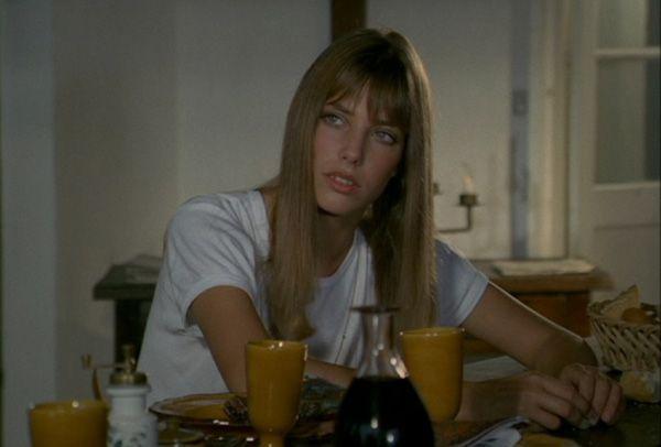 "#JaneBirkin as Pénélope in ""La Piscine"" (1969)"