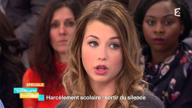 EnjoyPhoenix, Najat Vallaud-Belkacem parlent harcèlement scolaire - Toute une histoire