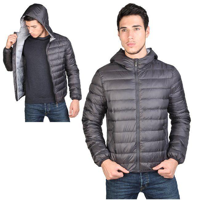 Sparco WOLFSBURG pánská zimní bunda s kapucí
