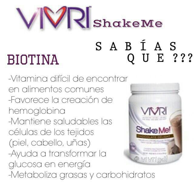 Beneficios VIVRI.... http://www.vivri.com/suzettelde
