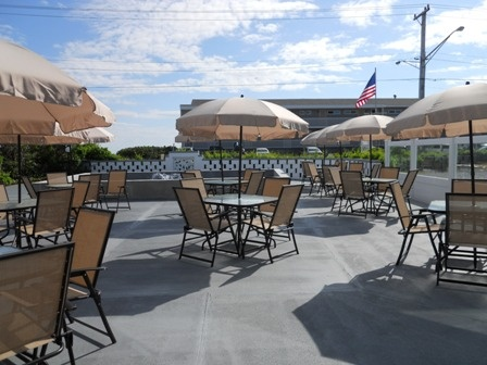 Cafe Patio  Top Mast Cafe  209 Shore Road ~ 508-487-2099  Friday Fish Fry 5-8:30PM
