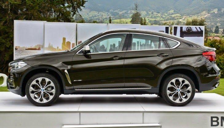 BMW X6 2015 a precios desde $239´000.000 Pesos en Colombia » Los Mejores Autos