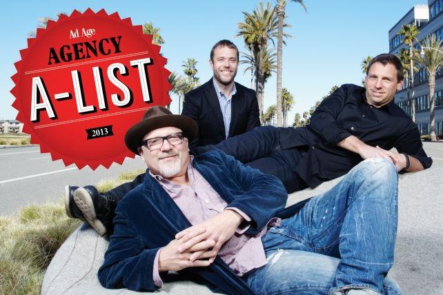 Ad Age's 2013 Agency A-List