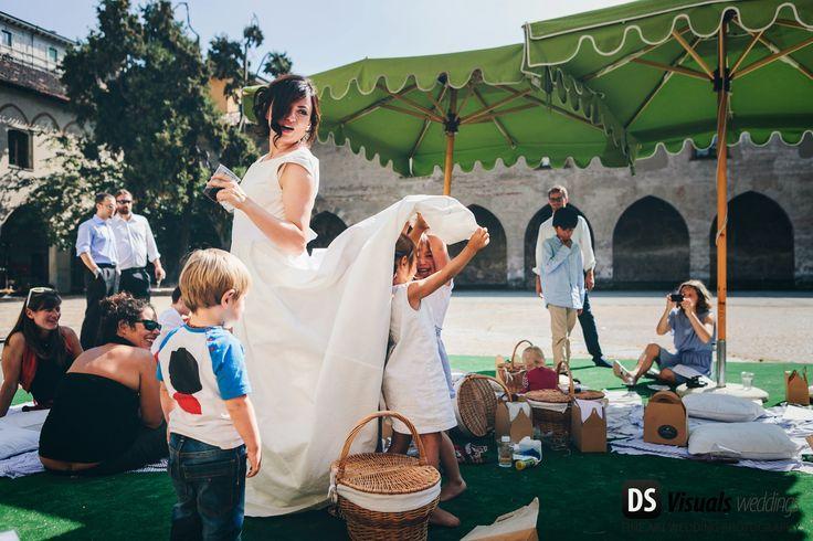 Picnic Wedding - Assunta e Paolo