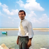 Former president Mohamed Nasheed, who resigned last month in what he claimed was a de facto coup, warns the country will now find it difficult to make its voice heard on the global stage