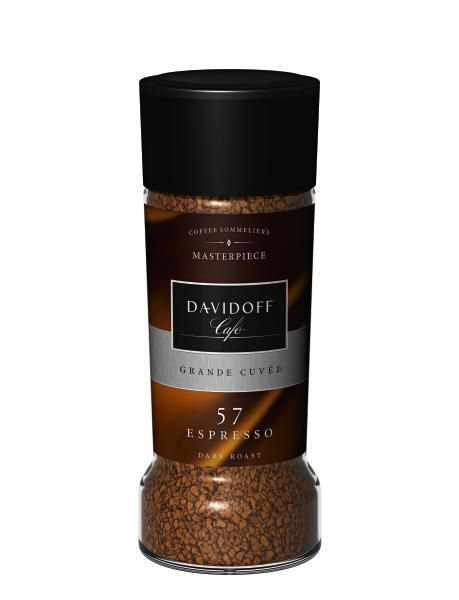 Davidoff Expresso 57 - Instant coffee....yep ima hv to try this