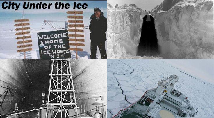 Biliyor muydun ? /// Soğuk Savaştan Beri Atlas Okyanusu'nda Gizlenen Tehlike: Buzullar Altındaki Nükleer Şehir