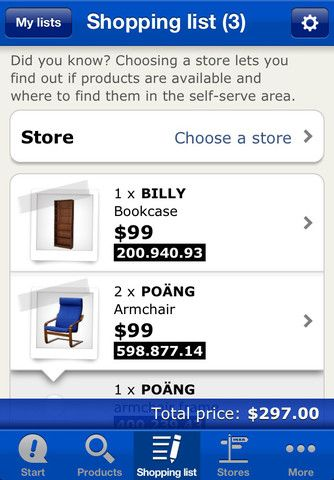 [iOS][Android] IKEA App มีให้ช้อปOnlineแล้วนะเธอว์