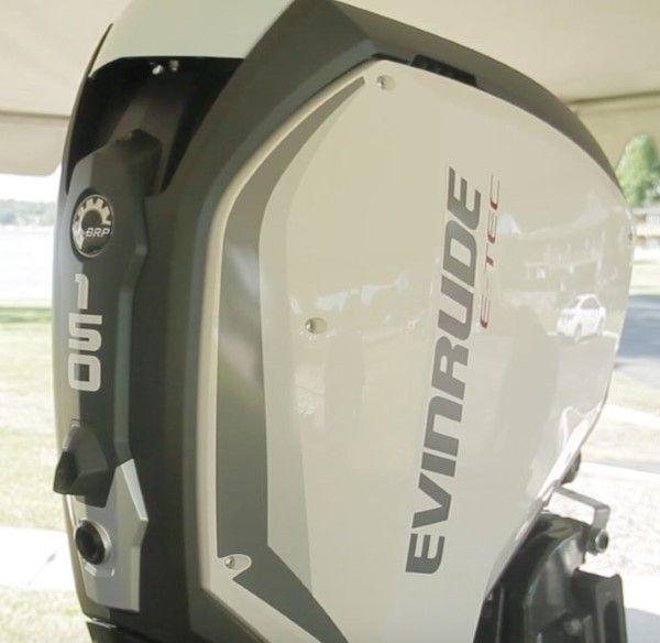Evinrude E-TEC G2 150 HP engine