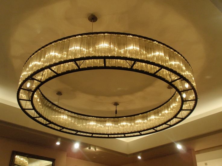 Romand And Williams Deco Inspired Chandelier