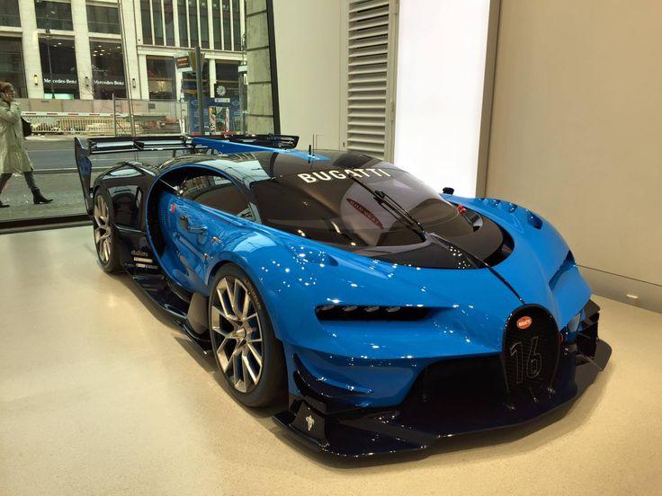 #Bugatti Vision Gran Turismo Www.tuningcult.com