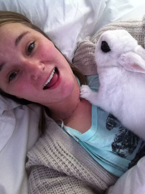 Love my bunny!!