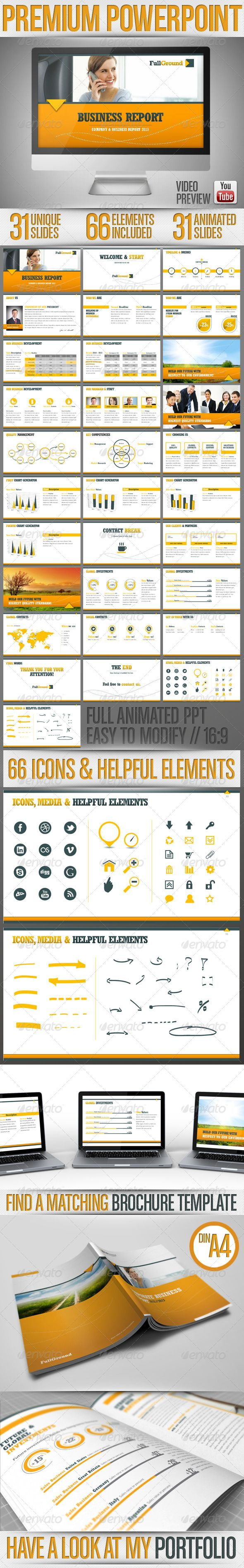 Fullground - PowerPoint Presentation Template Get the source files for download: http://graphicriver.net/item/fullground-powerpoint-presentation-template/3351499