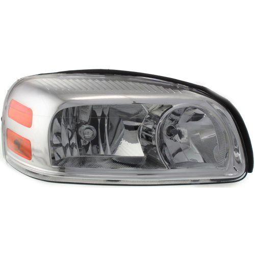 2005-2009 Chevy Uplander Head Light RH, Composite, Assembly, Halogen