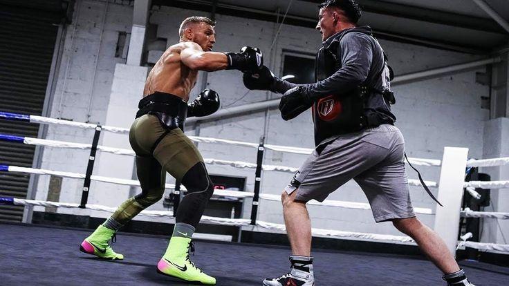 Conor Mcgregor Boxing Training Compilation