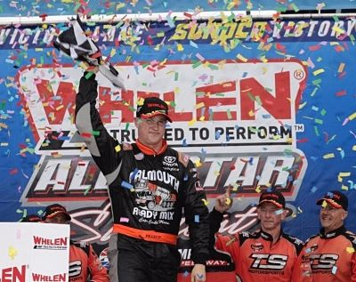 NASCAR Standout Ryan Preece To Participate In Indoor Racing Series, Starting at Allentown #NASCAR