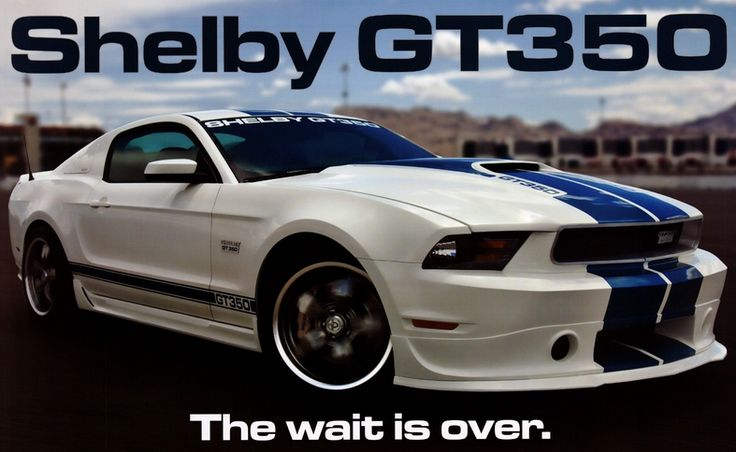 THE WAIT IS OVER! The Shelby GT350 is simply awesome!
