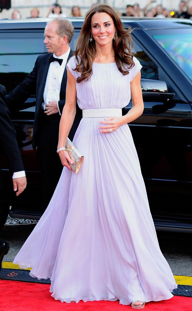 Kate Middleton  										  										  										  										 Kevork Djansezian/Getty Images  										  											  												The pregnant duchess was tapped as Most Beautiful 31-Year-Old. And we agree