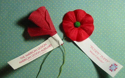 why poppies on memorial day uk