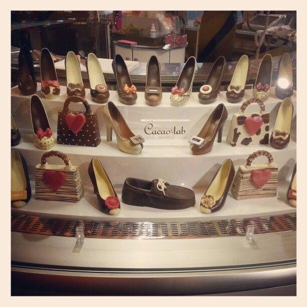 #ChocolateShoes #milano