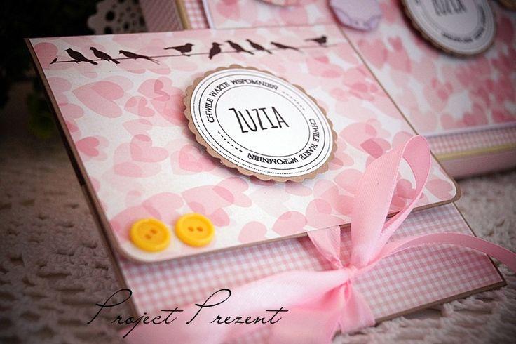 Pudełko na zdjęcia   folder na płytę