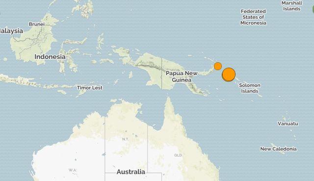 Тайны Планеты: Папуа-Новая Гвинея. Глубинное землетрясение магнит...