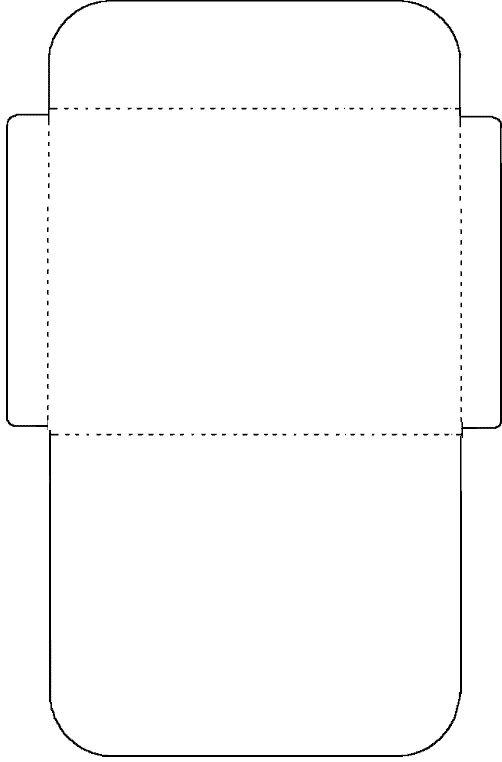 Открытка конверт схема распечатать, открытки февраля