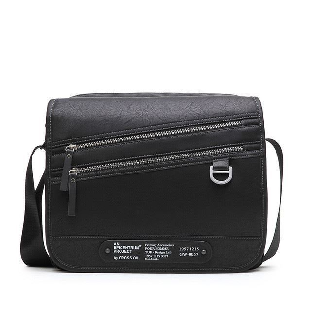 New Arrival Men Satchel Messenger Bag Shoulder Travel iPad Portfolio Bag