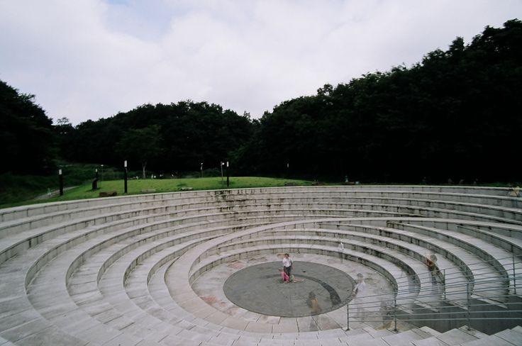 분당 율동공원
