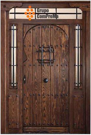 1000 images about presupuestos puertas de entrada on for Puertas de entrada principal