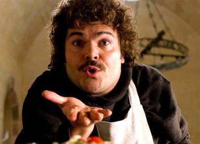 Nacho Libre: A Kiss, Funny Movie, Best Movie, Movie Clip, Funny Stuff, Jack O'Connel, So Funny, Nachos Libre, Jack Black