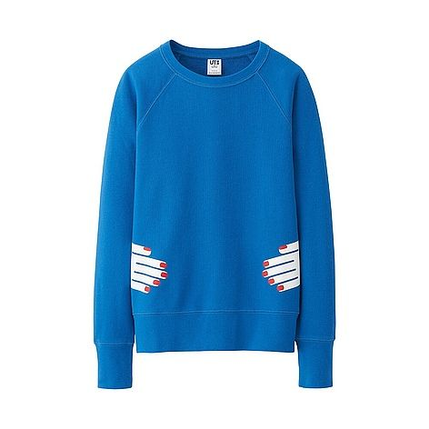 Lulu Guinness Pullover £19.90  @uniqlo #fashion #jumper