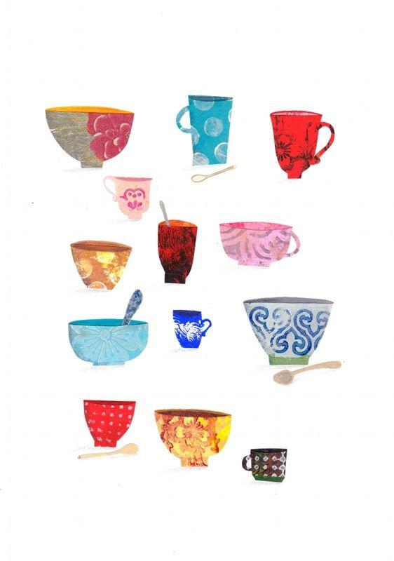 Vanessa Hié — Illustrations