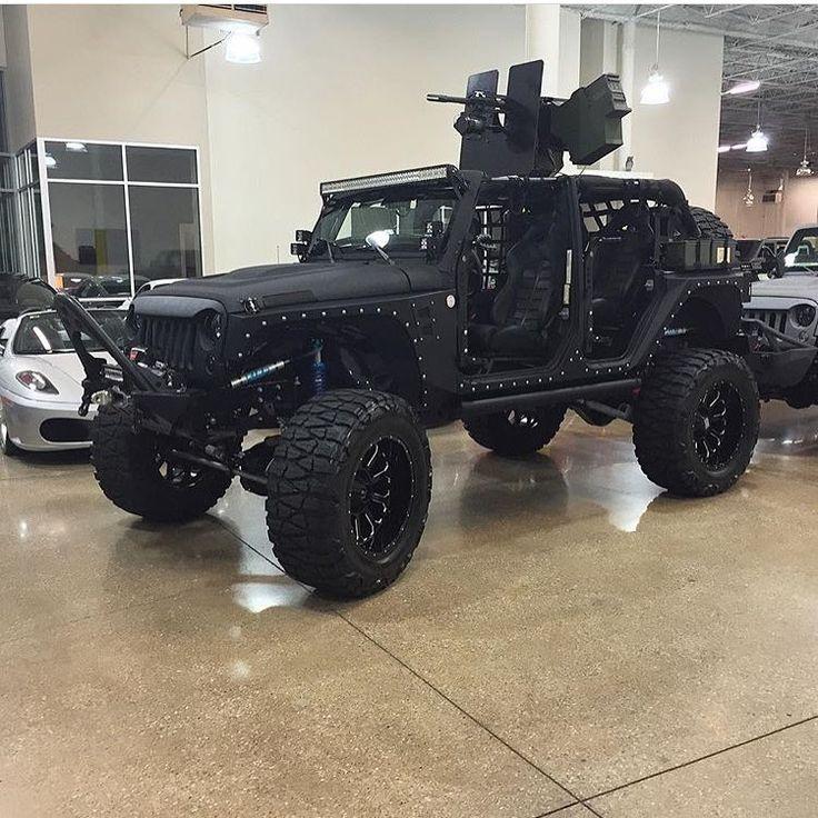 Mulpix Custom Jeep Wrangler Follow Starwoodmotors