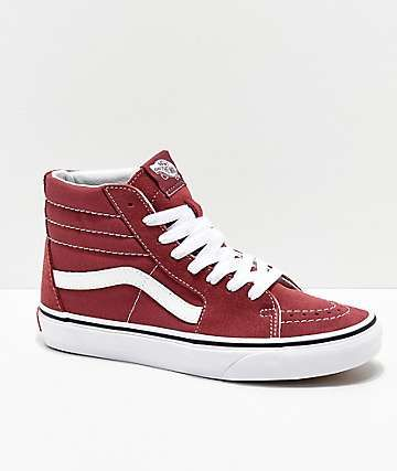 6690f8f492 Vans Sk8-Hi Apple Butter   True White Skate Shoes
